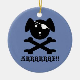 ARRRRF!! KERAMIK ORNAMENT