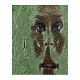 "Art acrylique de mur, 16"" x 20"""