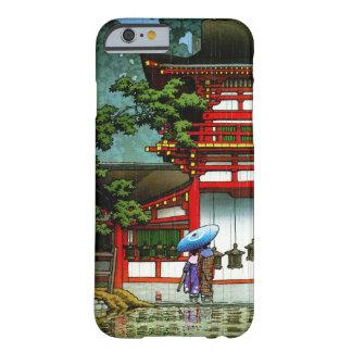 Art classique japonais oriental frais de pluie de