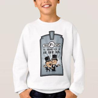 Art-Deco-Frame-And-Rays-3 Sweatshirt