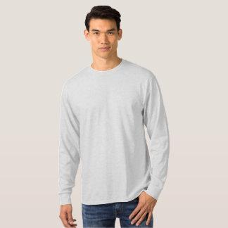 Art: Grundlegender langer die Hülsen-T - Shirt der