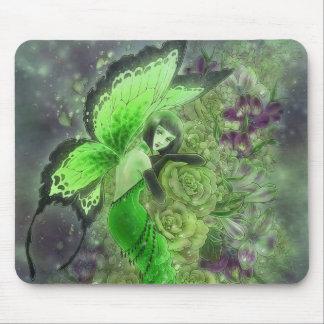 Art Mousepad - fée d'imaginaire d'absinthe Tapis De Souris