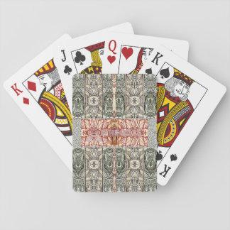 Artefakte - Grünrückseiten 2 Spielkarten