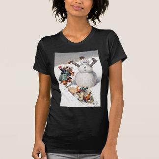 Arthur Thiele - Kätzchen nehmen einen Sturz im Shirt
