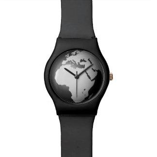 Artwelt der universellen Zeit der Kugel großartige Armbanduhr