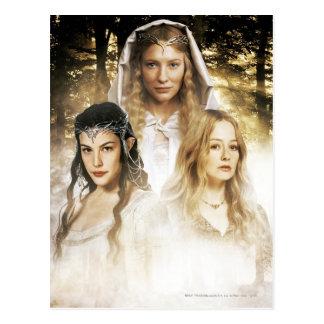ARWEN™, Galadriel, Eowyn Postkarte