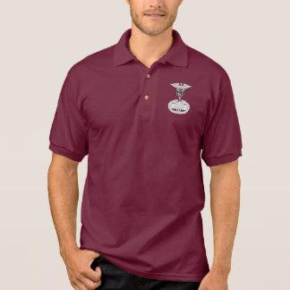 Ärztliche Bemühung CFMB Polo Shirt