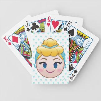 Aschenputtel Emoji   Aschenputtel Bicycle Spielkarten
