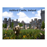 Ashford Schloss, Irland Postkarte