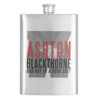 Ashton Blackthorne Flasche Taschenflaschen