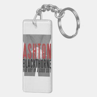Ashton Blackthorne Keychain Schlüsselanhänger
