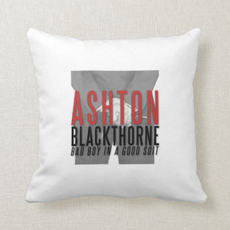 Ashton Blackthorne Kissen