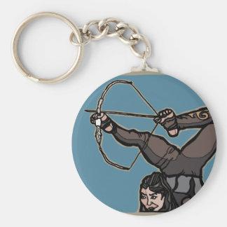 AsianFeetArcher Schlüsselanhänger