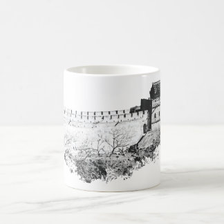 Asien - große Wand-Tasse Kaffeetasse