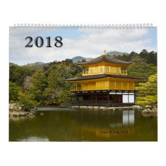 Asien-Kalender 2018 Abreißkalender