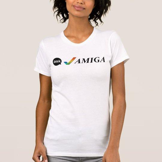 AskAmiga T - Shirt