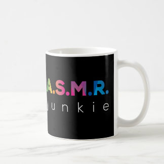 ASMR Junkie Kaffeetasse