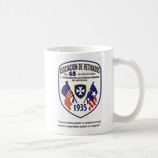 Asoc del 65 de Infanteria Kaffeetasse