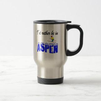 Aspen, Colorado Reisebecher