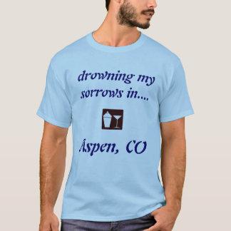 Aspen, TRINKENDES SHIRT Co!
