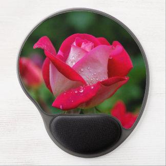 Assez rose Mousepad de rose Tapis De Souris Gel
