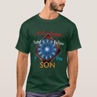Astrologie gegen Astronomie T - Shirt