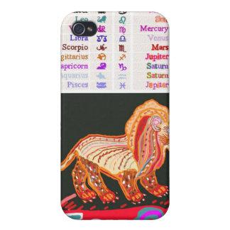 ASTROLOGIE Sammlung iPhone 4 Case