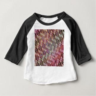 Astronauten-Muster Baby T-shirt