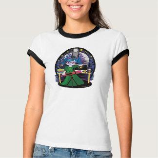 Astronomie-Prinzessin in den Gläsern! T-Shirt