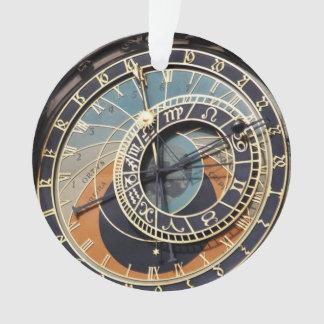 Astronomische Uhr in Prag Ornament