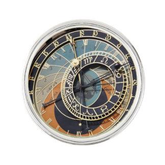 Astronomische Uhr in Praque Anstecknadel