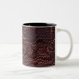 Aswirl Zweifarbige Tasse