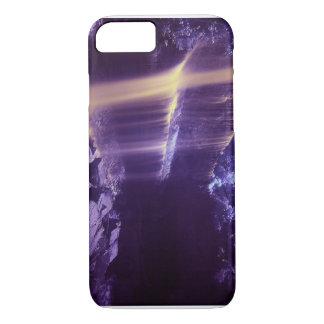 Atemberaubender Wasserfall iPhone 7 Hülle