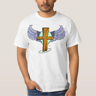ATFJ Winged Kreuz T-Shirt