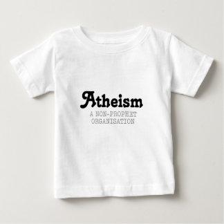 Atheismus-lustiges Zitat Baby T-shirt