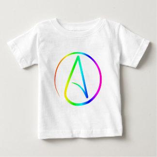 Atheismus-Symbol #2 Baby T-shirt