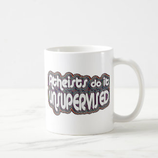 Atheisten tun es unüberwacht kaffeetasse