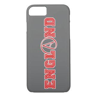 Atheistisches England iPhone 8/7 Hülle