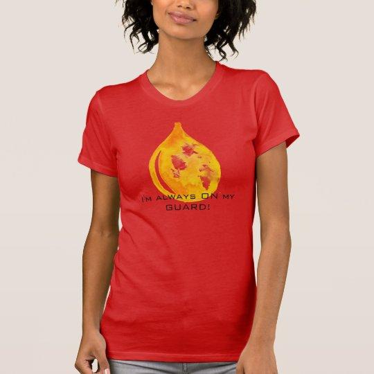 Ätherische Öle immer AUF meinem SCHUTZ T-Shirt
