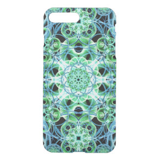 Ätherische Wachstums-Mandala iPhone 8 Plus/7 Plus Hülle