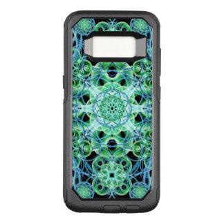 Ätherische Wachstums-Mandala OtterBox Commuter Samsung Galaxy S8 Hülle