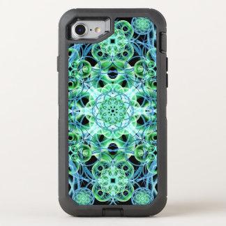 Ätherische Wachstums-Mandala OtterBox Defender iPhone 8/7 Hülle