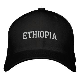 Äthiopien Bestickte Baseballkappe