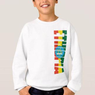 Äthiopien-Flagge Sweatshirt