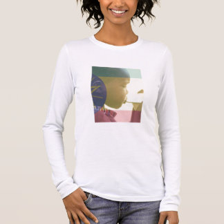 Äthiopien-Jungen-Shirt Langarm T-Shirt