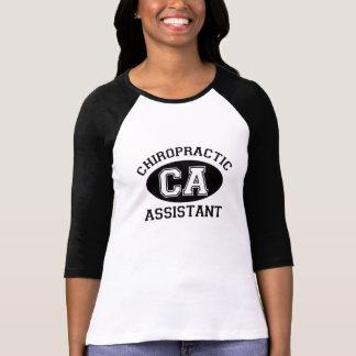 Athletischer Chiro Assistenten-T - Shirt