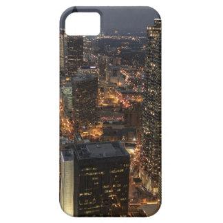 Atlanta-NachtSkyline Hülle Fürs iPhone 5