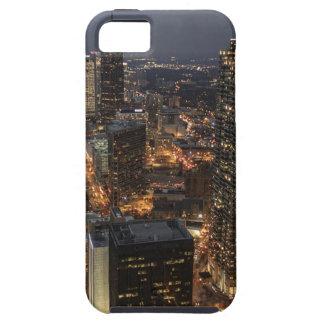 Atlanta-NachtSkyline iPhone 5 Cover