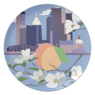 Atlanta-Platte Teller