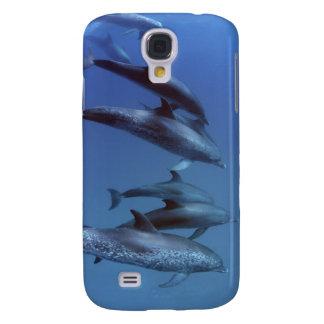 Atlantische gepunktete Delphine. Bimini, Bahamas Galaxy S4 Hülle